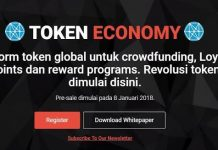 Apa Itu Tokenomy (Sukses Bersama Tokenomy-TEN)