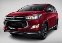Inilah Harga Toyota Innova Venturer
