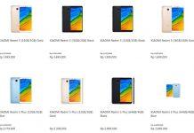 Deretan Harga HP Xiaomi 2018, Classy Smartphone untuk Semua Kebutuhan