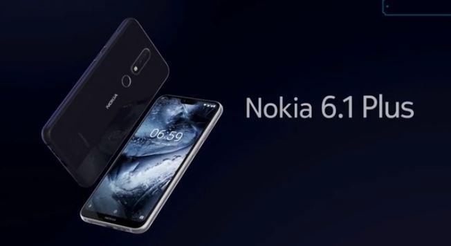 Spesifikasi Nokia 6.1 Plus RAM 4GB