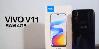 Spesifikasi Vivo V11 RAM 4GB, Smartphone Premium Paling Diandalkan