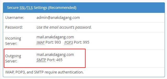 Setting Plugin SMTP untuk Pengguna Baru WP