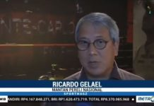 Napak Tilas Kesuksesan Keluarga Gelael, Ricardo Gelael