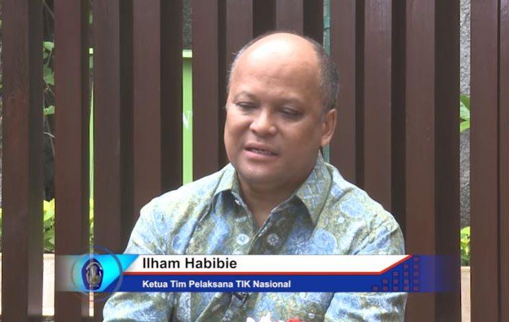Biografi Ilham Habibie