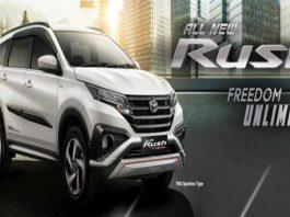 Toyota All New Rush, Desain Sporty yang Cocok untuk Keluarga
