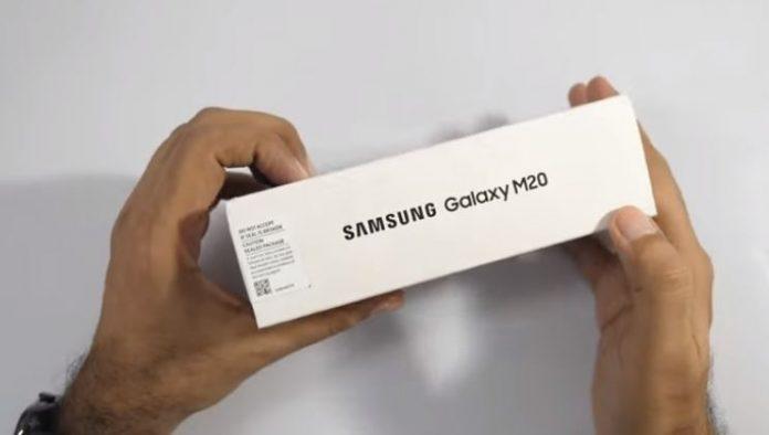 Spesifikasi Samsung Galaxy M20 RAM 3GB